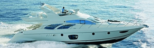 "Sunseeker Channel Islands list Azimut 62 Evolution ""ZAFFINA"""