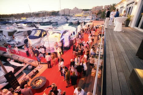 Sunseeker Mallorca now has a top-class facility in the new super yacht marina of Mallorca's Port Adriano