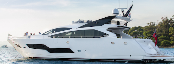 "Sunseeker France list 101 Sport Yacht ""SANDY"" for sale"