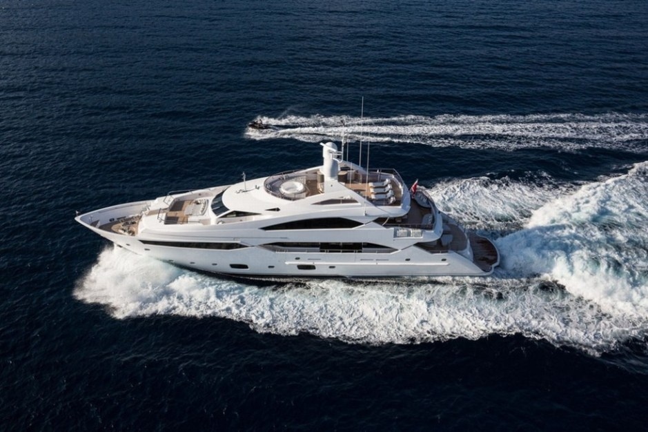 Sunseeker Poole announce new central listing of World Superyacht Awards Finalist, 'THUMPER'