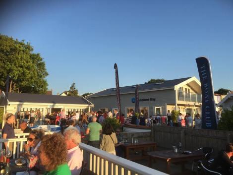 Sunseeker Poole enjoyed a successful Sunseeker Summer Showcase at Parkstone Bay Marina