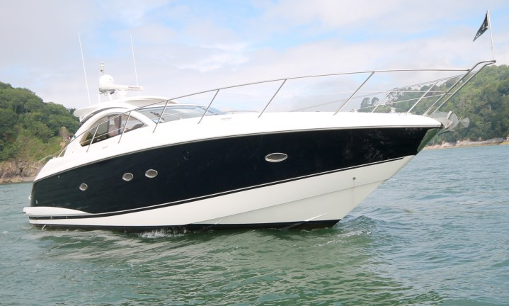 Sunseeker Torquay announce the central listing of SEA MONKEY, Portofino 47