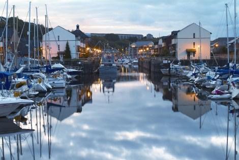 Penarth Quays Marina (Cardiff), Penarth, Vale of Glamorgan, CF64 1TQ