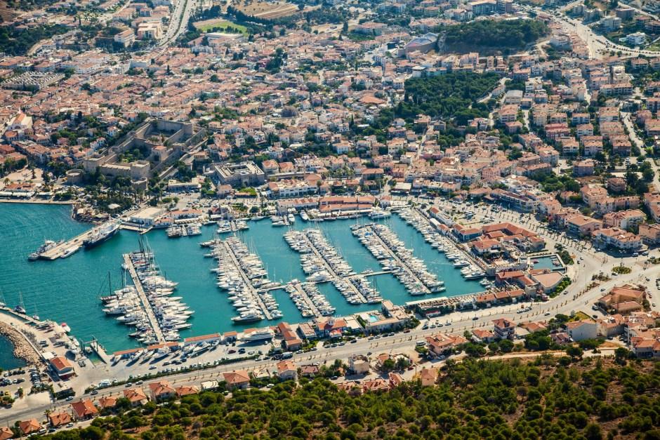 #MyMarina: Sunseeker Turkey recommend world class and luxury destination Cesme Marina
