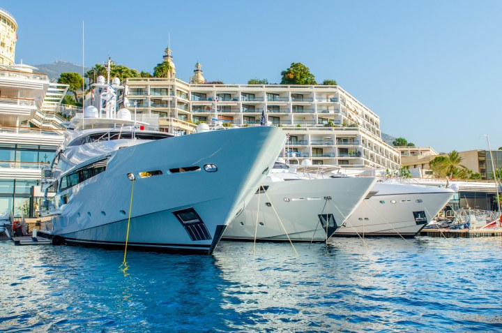 Exciting line up of Sunseeker motor yachts on show during the European Boat Shows this September