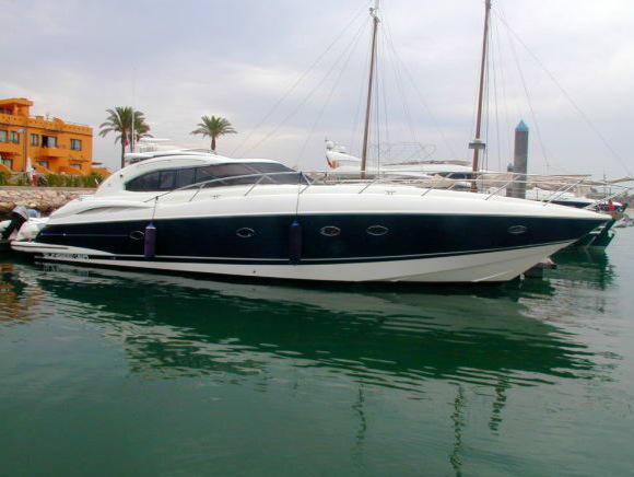 New listing Sunseeker France: Sunseeker Predator 56 HT 'SLIP STREAM'
