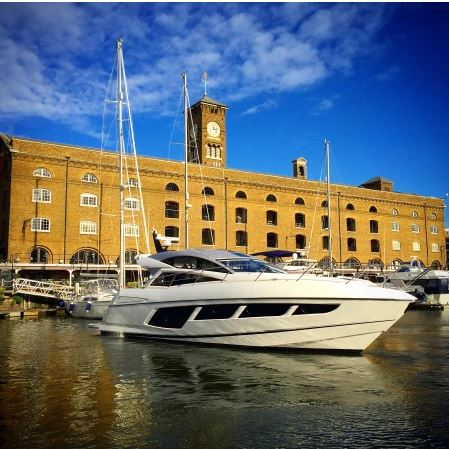 SHOWCASE: 3 Sunseeker yachts confirmed at London On-Water Show, 4th-7th May 2016