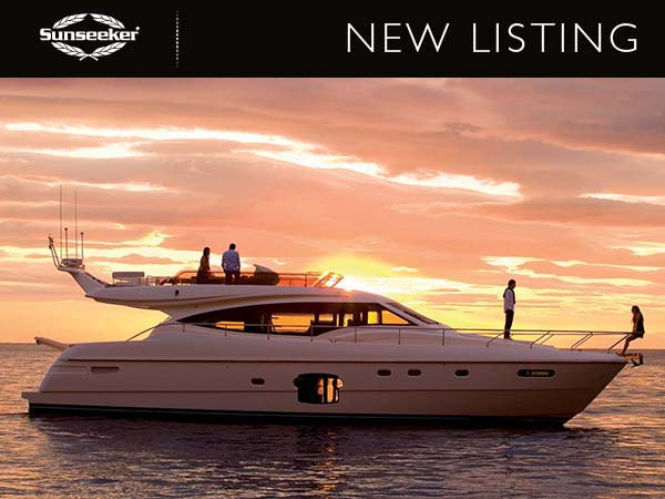 Sunseeker Turkey announces two excellent new listings: MAXIMA STAR and JAAAA