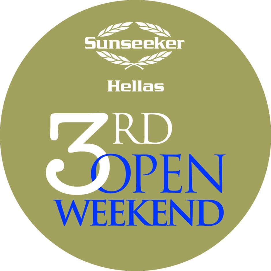 Sunseeker Hellas announces dates for the annual Open Weekend in Greece
