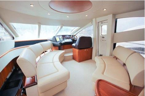 Price reduction: Sunseeker Manhattan 60 'WHITE CLOUD OF LONDON' reduced to €595,000 tax paid