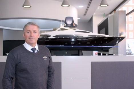 Sunseeker London Group Sales Director Christopher Head