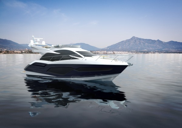 EXCLUSIVE: New images of the Sunseeker Manhattan 52