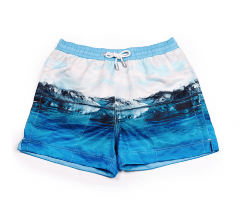 The 'Arctic Luca Shorts' from Thomas Royall's SS16 collection