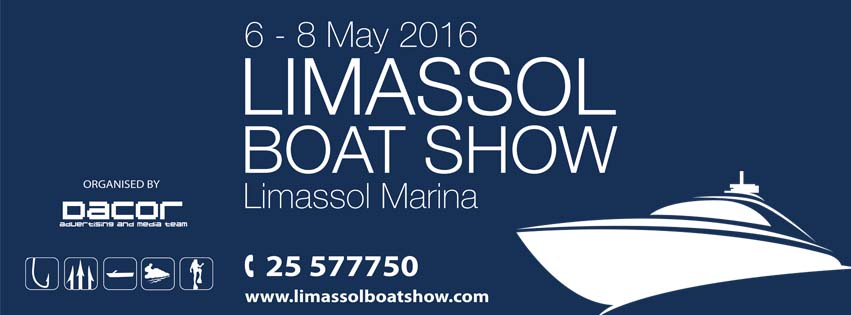 Sunseeker Cyprus is delighted to confirm its presence at the Limassol Boat Show 6th-8th May