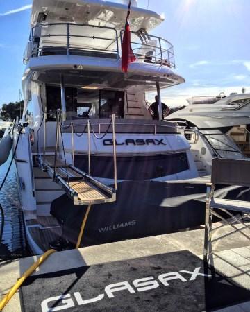 Sunseeker 75 Yacht 'GLASAX'