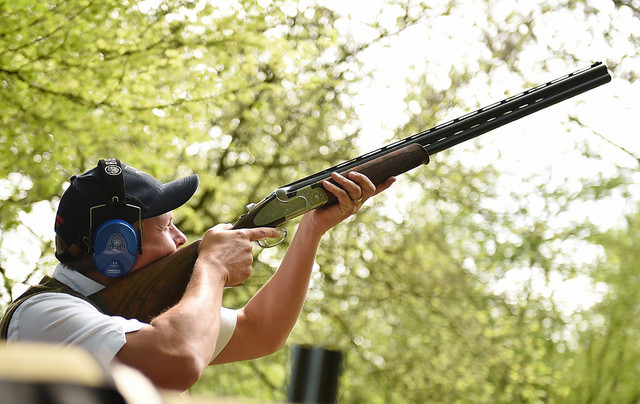 SHOOT FOR CHARITY: Sunseeker London charity initiative supported three clay pigeon charity shoots during May