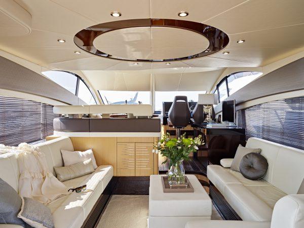 Suzy Dallas Interior Design showcase at the British Motor Yacht Show, Friday 20th – Sunday 22nd May