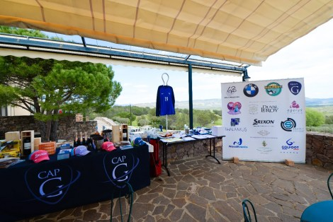 Sunseeker France Group were proud to sponsor the Golfoot tournament