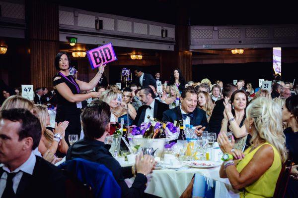 Sunseeker London helps raise £1.66M at the Caudwell Children Butterfly Ball