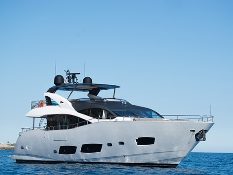 Sunseeker 28 Metre Yacht ICHIBAN