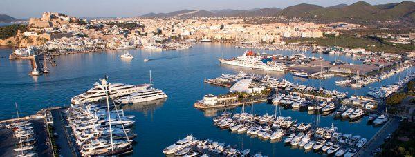 Sunseeker Ibiza praise Marina Ibiza for receiving a Five Blue Star Marina rating