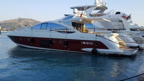 Azimut 62s 'CHICCA VII' has been successfully sold to her new owners