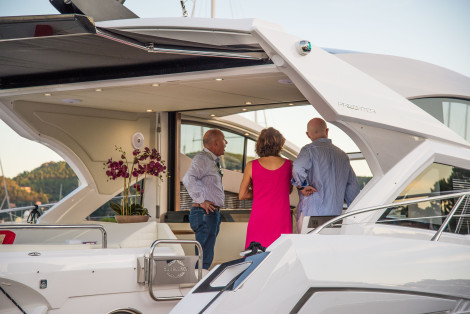 Sunseeker France Group and Sunseeker Monaco are getting excited for their exclusive event: 'Sunseeker Summer Nights'!