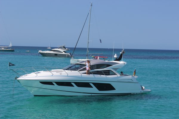 Sunseeker Mallorca announces the successful sale of 7 boats in the last few months