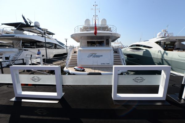 BOAT SHOWS: Sunseeker London Group report on a very strong start to the 2016 Cannes Yachting Festival
