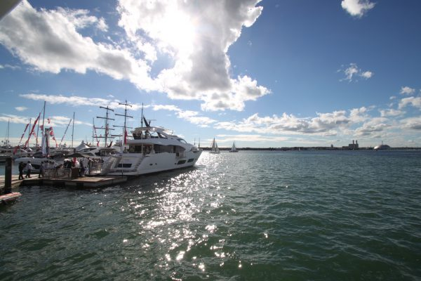 EVENT ROUND UP: Sunseeker London Group's Southampton Boat Show results exceed the successes at Cannes Yachting Festival!