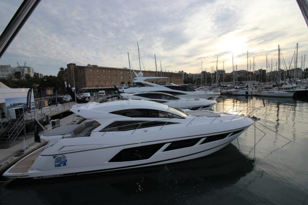 BOAT SHOW: Sunseeker Spain report on a spectacular Barcelona Boat Show