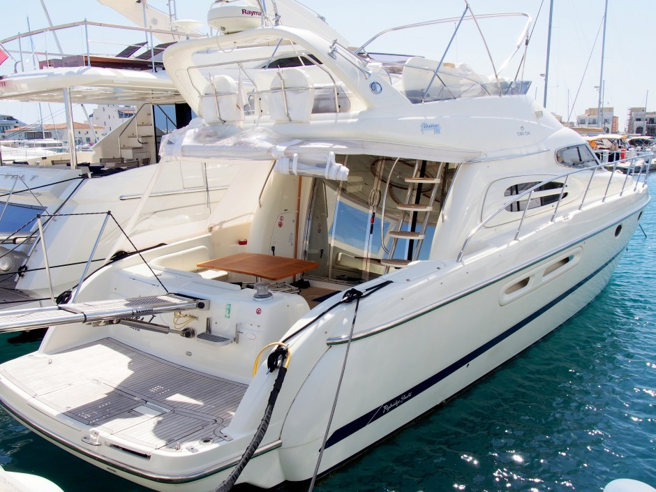 PRICE REDUCTION: Sunseeker Cyprus are delighted to announce the major price reduction of 'MARIKI I'