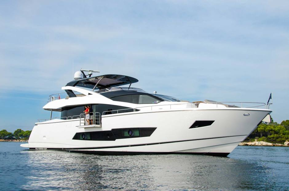 BOAT SHOW: Join the Sunseeker London Group at the British Motor Yacht Show!