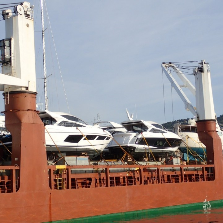 DELIVERY: Sunseeker France is proud to boast the delivery of two beautiful Sunseeker 57 Predator yachts