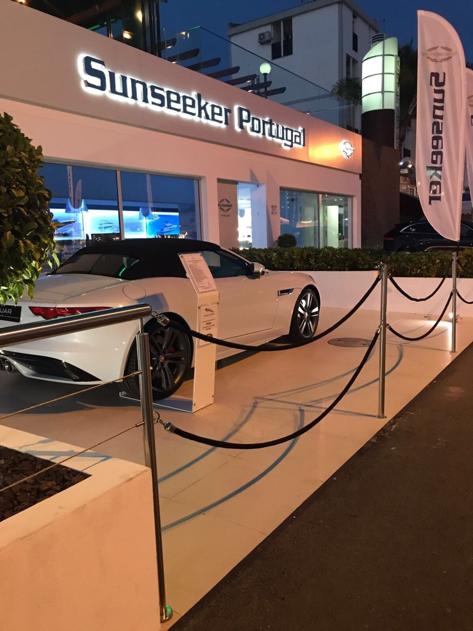 BOAT SHOW: Sunseeker London Group are at the 2017 Vilamoura Boat Show and are proud to be partnering with Vondom