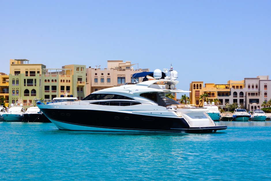 NEW LISTING: Craig Hume of Sunseeker Egypt is proud to present the 2012 Princess V85-S 'LEGEND SEA'