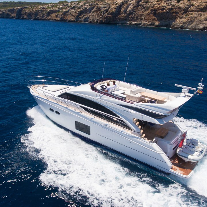 NEW LISTING: No rest for Sunseeker Poole