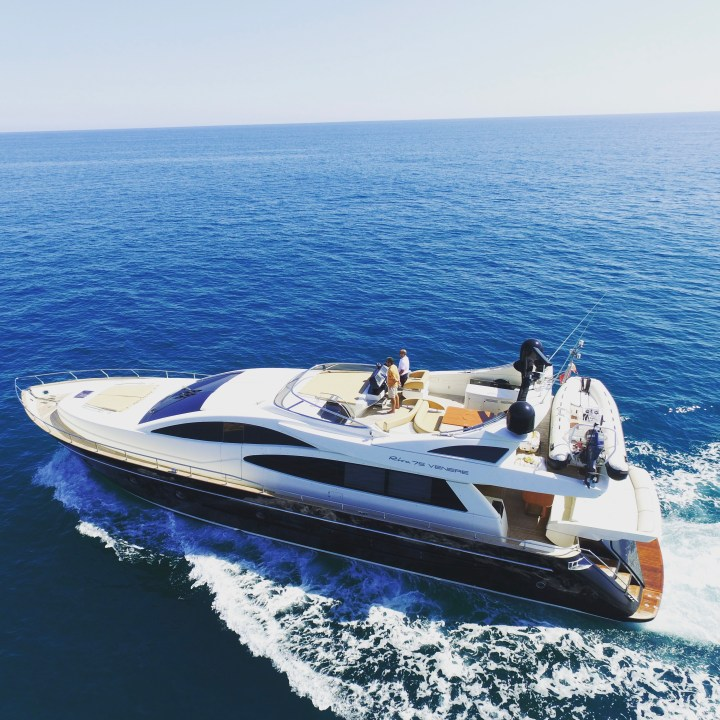 NEW LISTING: James Lumley from Sunseeker Southampton is excited to present the Central Agency listing of a beautiful Riva 75 Venere