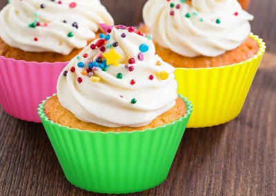 Birthday Cake Cupcake Recipe