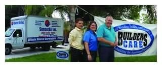 Builders Care Project Photo - Air Conditioning Company - Fort Myers FL - Sunset Air and Home Services - 239-693-9005 - 320 x 133