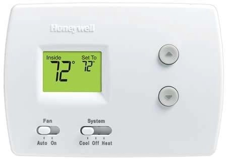 Honeywell Thermostats - PRO 3000 - Non-Programmabale Thermostat
