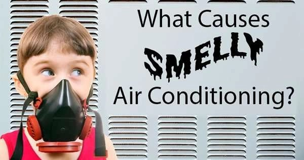 Why Does My AC Smell Bad?