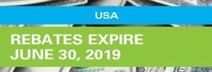 Daikin Comfort Cash Rebate Ends June 30, 2019 - Sunset Air and Home Services - Fort Myers FL - 239-693-9005 - 300 x 103