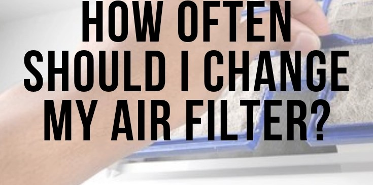 When to change your air filter?