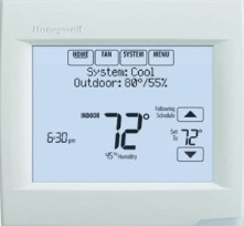 thermostat - Choosing a new AC - Fort Myers - Sunset Air & Home Services