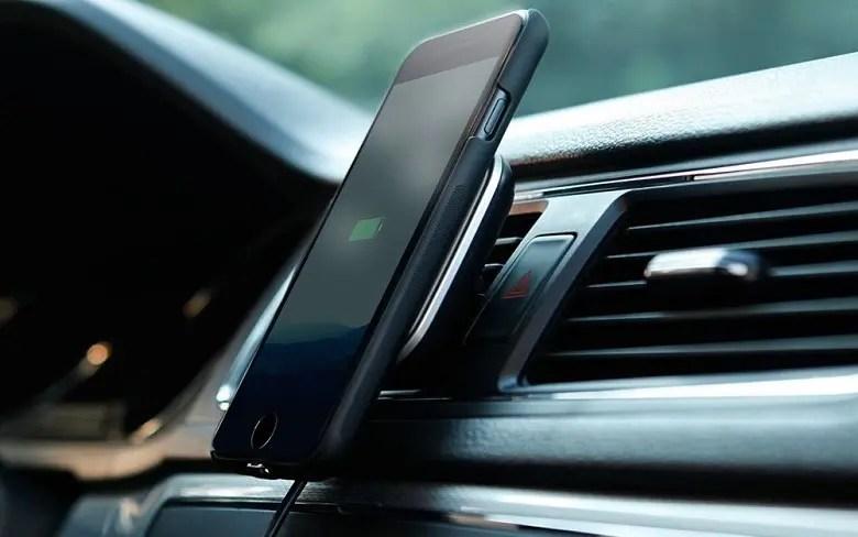 iPhone 8、iPhone 8 Plus、iPhone Xで使える車載ワイヤレス充電器おすすめ7選!!~車載ホルダーでワイヤレス充電しちゃおう~