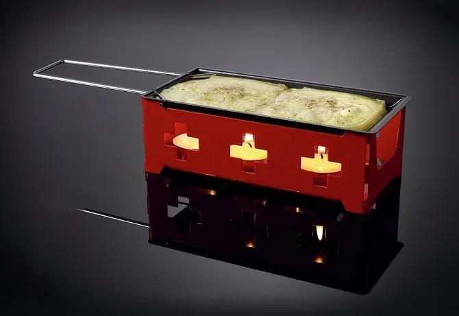 ラクレットチーズを溶かすヌーベルヒートチーズアットホーム