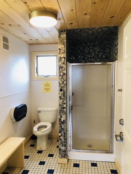 Marina bathroom