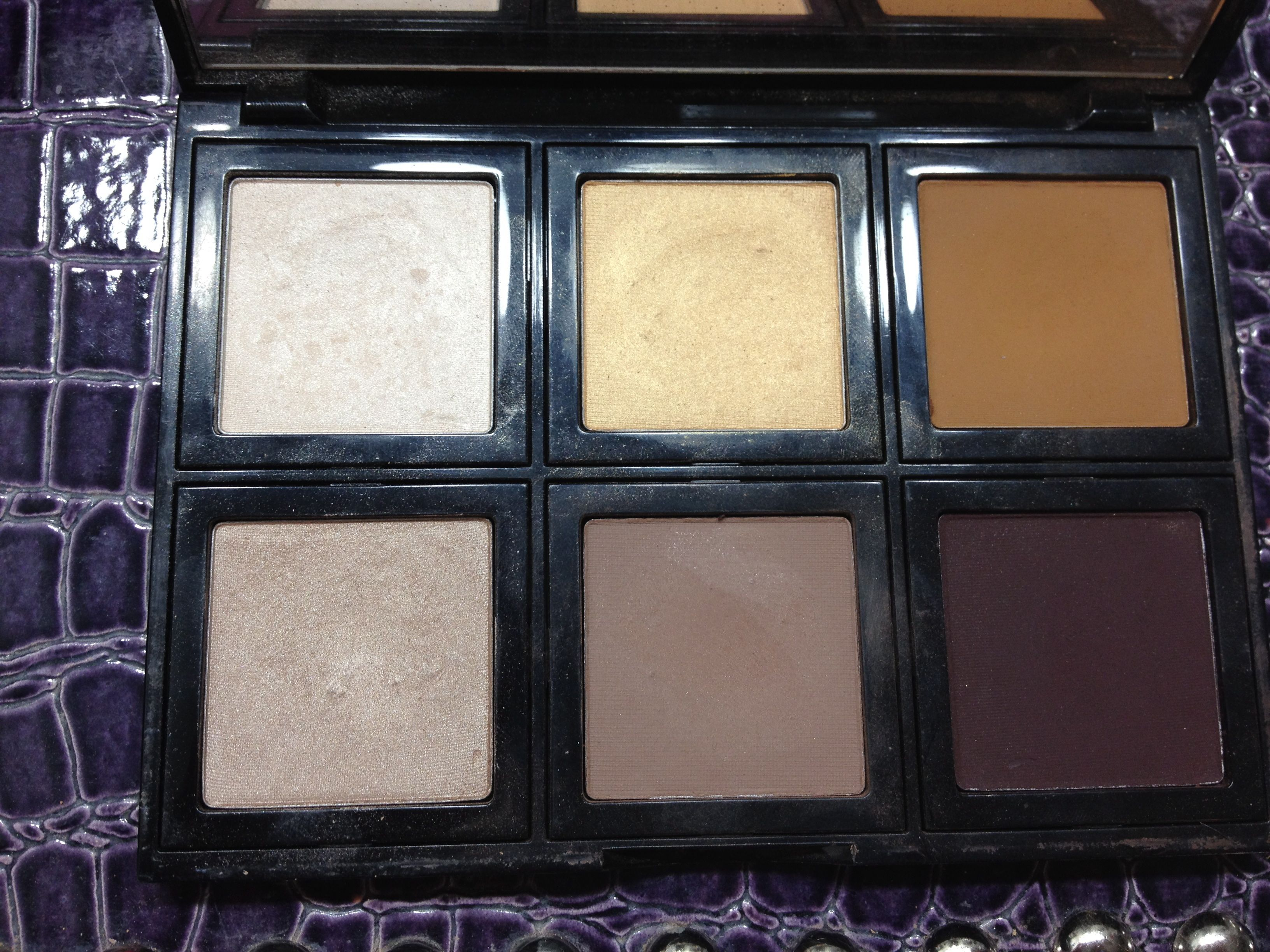 My Bobbi Brown Eyeshadow Palette For BLONDES Sunset