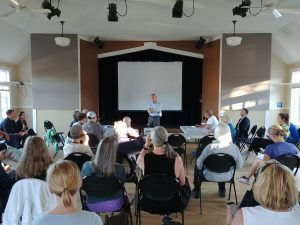 Monthly Ballard District Council Meeting at Sunset Hill Community Clubhouse 9/12/18